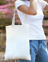 Shopping Bag with Long Handles