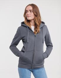Ladies´ Authentic Zipped Hood Jacket